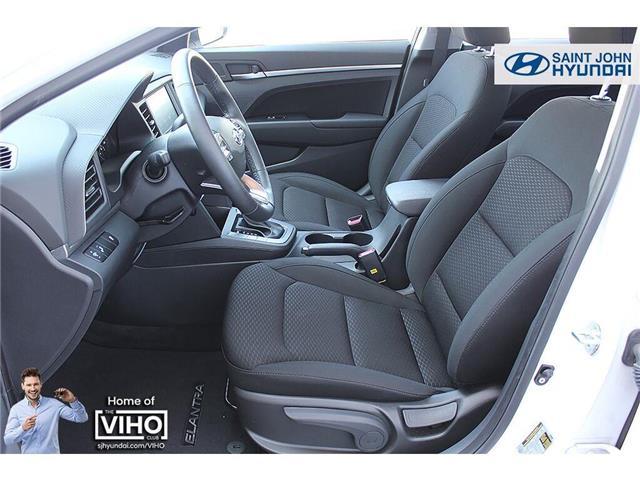 2019 Hyundai Elantra  (Stk: U2246) in Saint John - Image 9 of 18