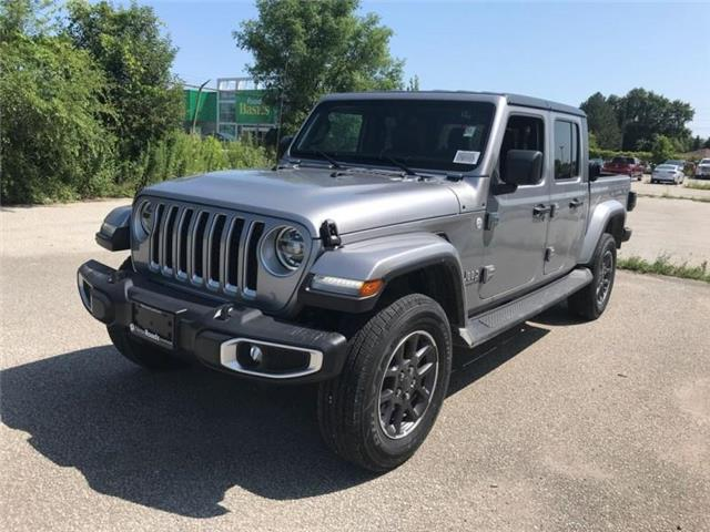 2020 Jeep Gladiator Overland (Stk: Z19149) in Newmarket - Image 1 of 22
