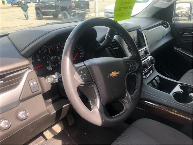 2019 Chevrolet Tahoe LS (Stk: 3705D) in Thunder Bay - Image 9 of 11