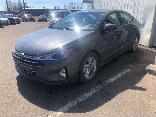 2019 Hyundai Elantra  (Stk: 3715Do) in Thunder Bay - Image 1 of 1