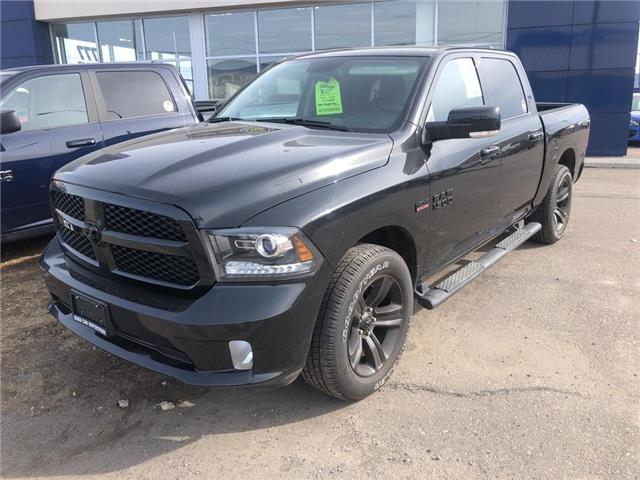 2018 RAM 1500 Sport (Stk: 3687) in Thunder Bay - Image 1 of 4