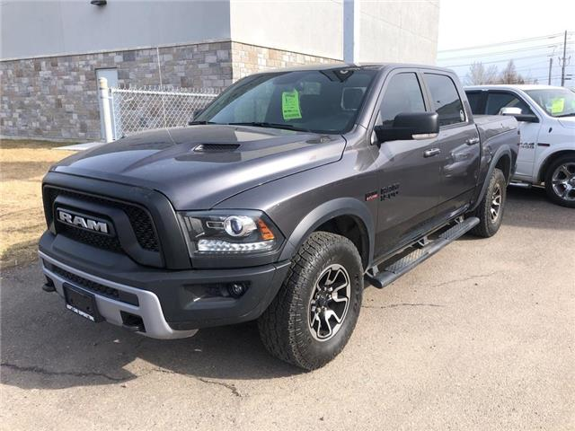 2017 RAM 1500 Rebel (Stk: 3686A) in Thunder Bay - Image 1 of 16