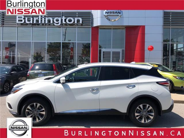 2018 Nissan Murano SL (Stk: A6754) in Burlington - Image 1 of 21