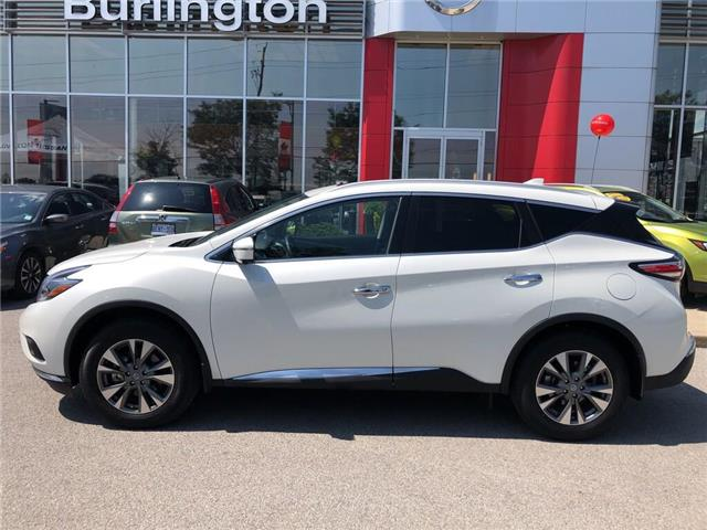 2018 Nissan Murano SL (Stk: A6754) in Burlington - Image 2 of 21