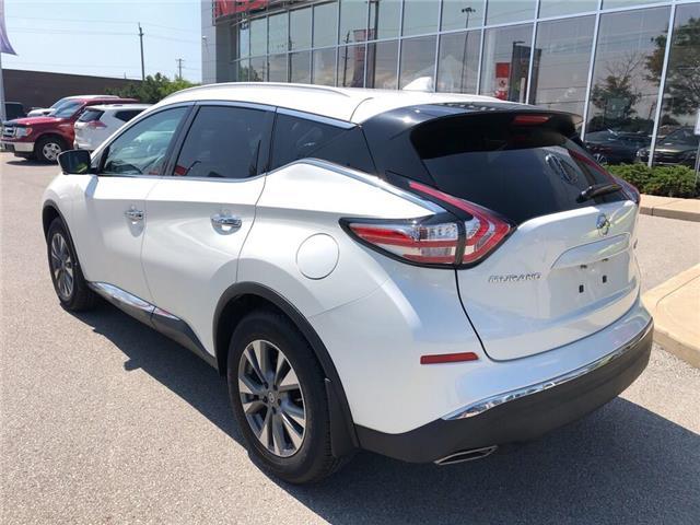 2018 Nissan Murano SL (Stk: A6754) in Burlington - Image 3 of 21