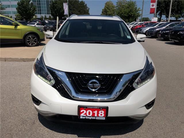 2018 Nissan Murano SL (Stk: A6754) in Burlington - Image 8 of 21