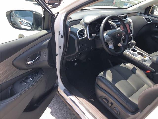 2018 Nissan Murano SL (Stk: A6754) in Burlington - Image 11 of 21