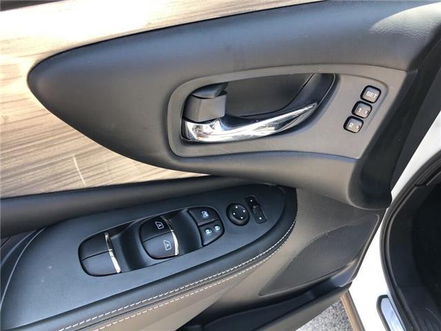 2018 Nissan Murano SL (Stk: A6754) in Burlington - Image 13 of 21
