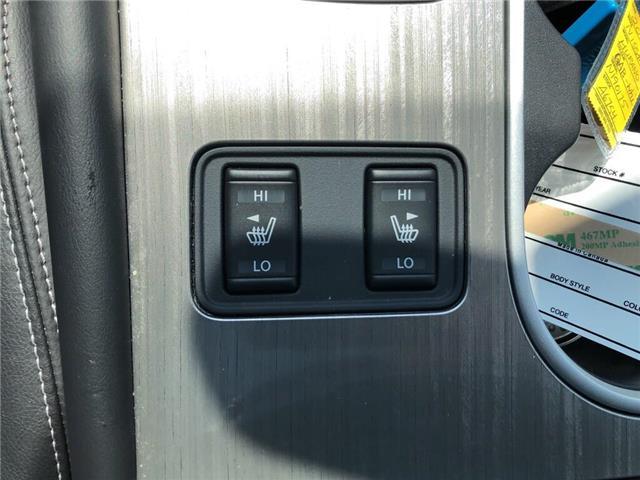 2018 Nissan Murano SL (Stk: A6754) in Burlington - Image 17 of 21