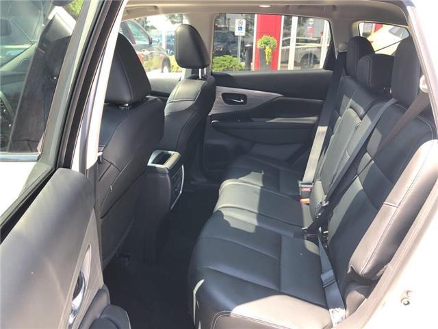 2018 Nissan Murano SL (Stk: A6754) in Burlington - Image 19 of 21