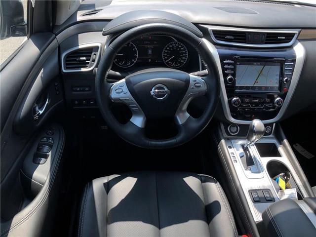 2018 Nissan Murano SL (Stk: A6754) in Burlington - Image 20 of 21
