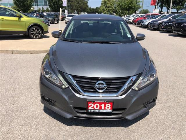 2018 Nissan Altima 2.5 SL Tech (Stk: A6755) in Burlington - Image 8 of 21
