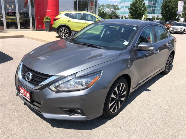 2018 Nissan Altima 2.5 SL Tech (Stk: A6755) in Burlington - Image 9 of 21