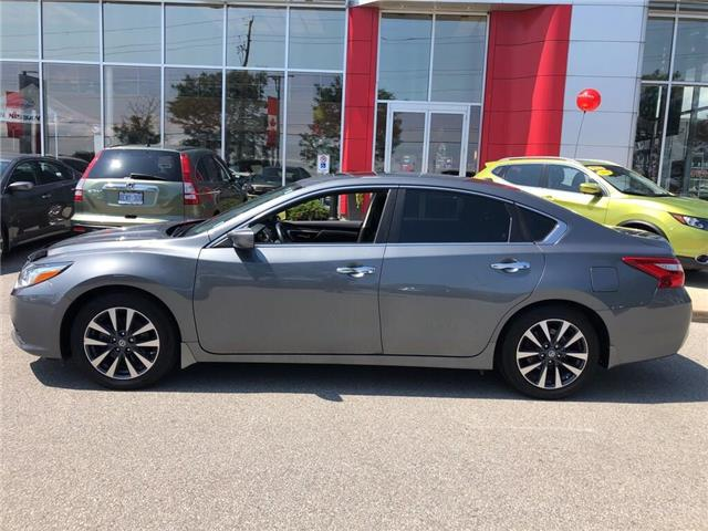 2017 Nissan Altima 2.5 SV (Stk: A6666A) in Burlington - Image 2 of 21