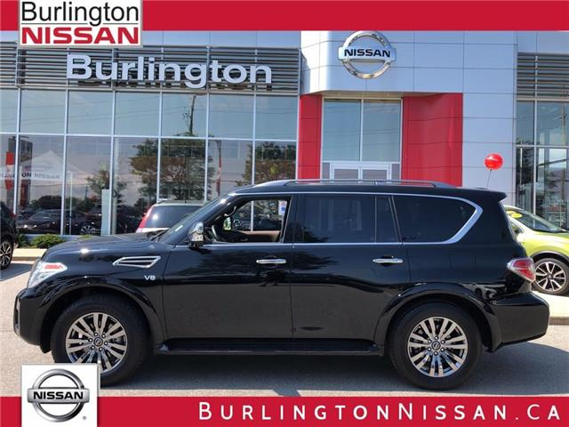 2019 Nissan Armada Platinum (Stk: A6752) in Burlington - Image 1 of 22