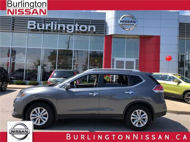 2016 Nissan Rogue SV (Stk: A6761) in Burlington - Image 1 of 21