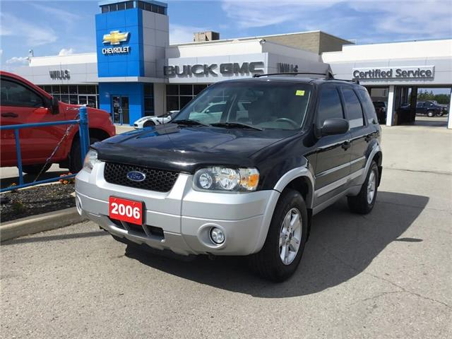 2007 Ford Escape XLT (Stk: K169B) in Grimsby - Image 1 of 15