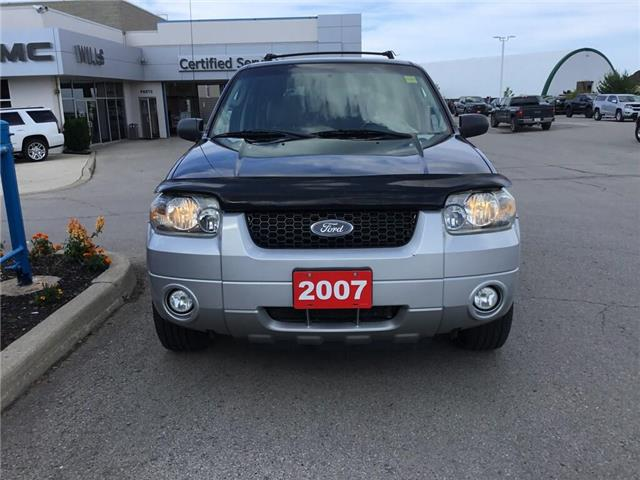 2007 Ford Escape XLT (Stk: K169B) in Grimsby - Image 2 of 15