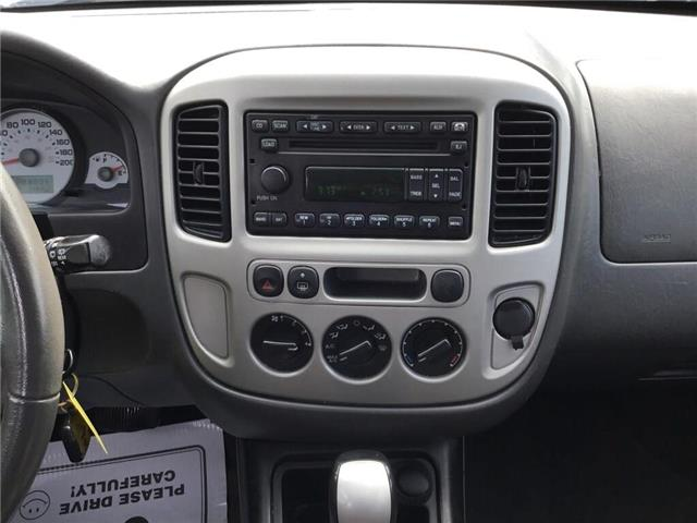 2007 Ford Escape XLT (Stk: K169B) in Grimsby - Image 11 of 15