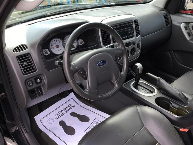 2007 Ford Escape XLT (Stk: K169B) in Grimsby - Image 12 of 15