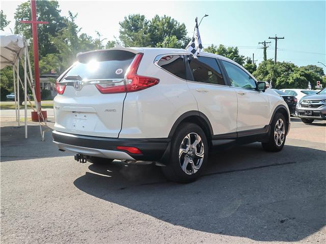 2017 Honda CR-V EX-L (Stk: H7813-0) in Ottawa - Image 5 of 27