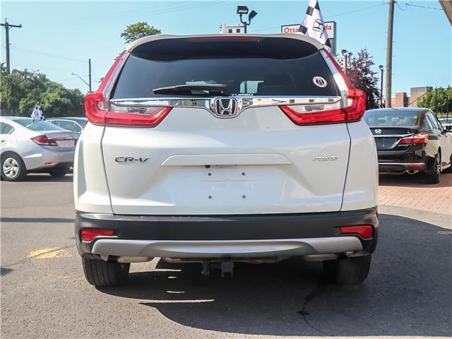 2017 Honda CR-V EX-L (Stk: H7813-0) in Ottawa - Image 6 of 27
