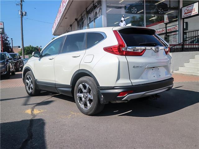 2017 Honda CR-V EX-L (Stk: H7813-0) in Ottawa - Image 7 of 27