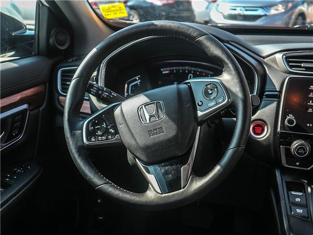 2017 Honda CR-V EX-L (Stk: H7813-0) in Ottawa - Image 12 of 27