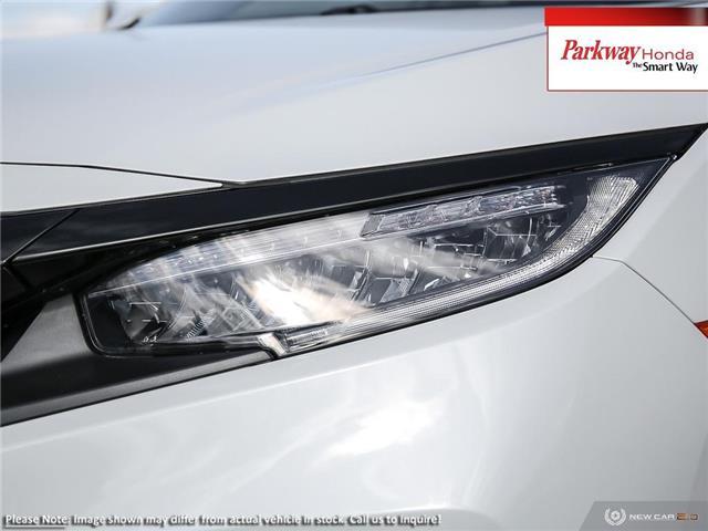 2019 Honda Civic Touring (Stk: 929593) in North York - Image 10 of 23