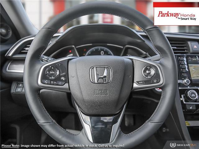 2019 Honda Civic Touring (Stk: 929593) in North York - Image 13 of 23