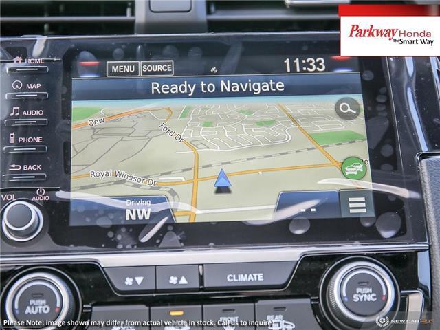 2019 Honda Civic Touring (Stk: 929593) in North York - Image 18 of 23