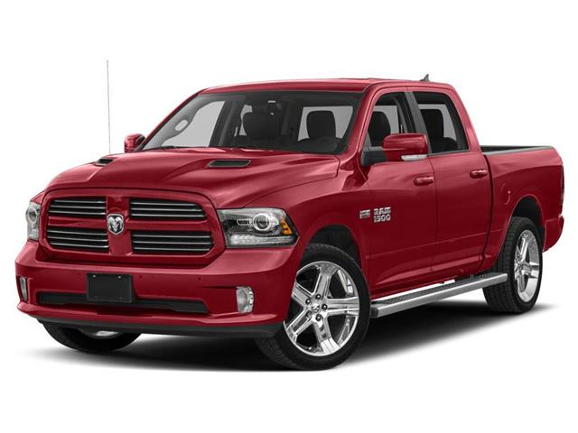 2017 RAM 1500 Sport (Stk: 19DT271A) in Carleton Place - Image 1 of 9