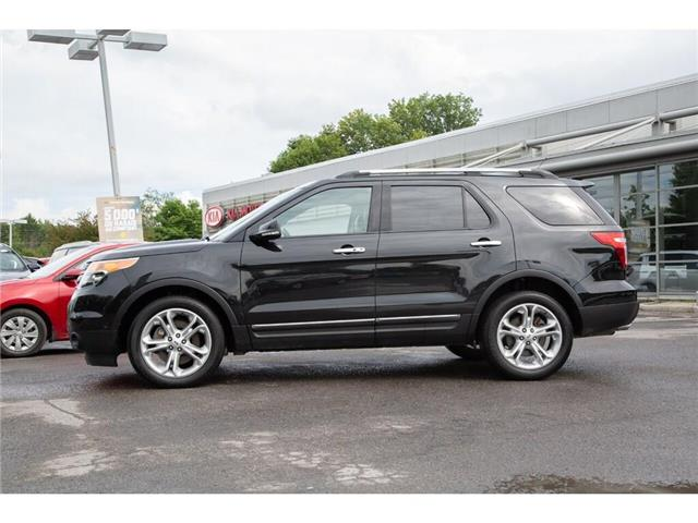 2015 Ford Explorer Limited (Stk: 19009A) in Gatineau - Image 3 of 30