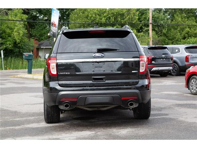 2015 Ford Explorer Limited (Stk: 19009A) in Gatineau - Image 5 of 30