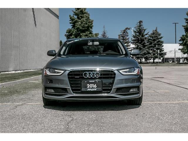 2016 Audi A4 2.0T Technik plus (Stk: U5584) in Mississauga - Image 2 of 22