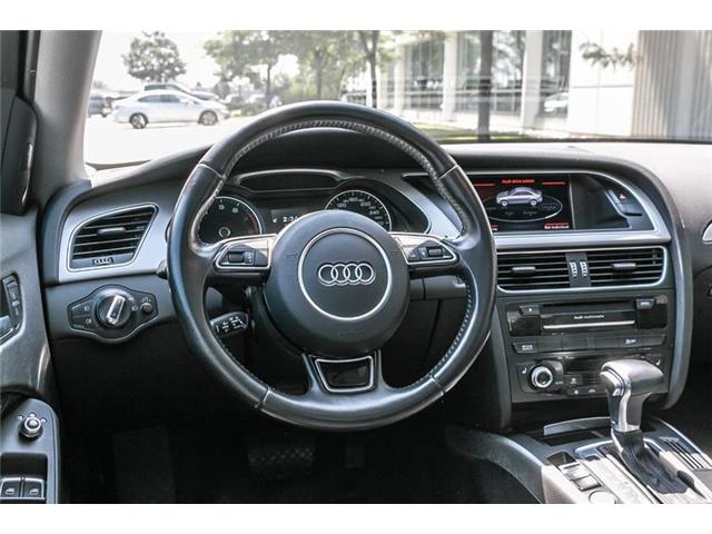 2016 Audi A4 2.0T Technik plus (Stk: U5584) in Mississauga - Image 8 of 22