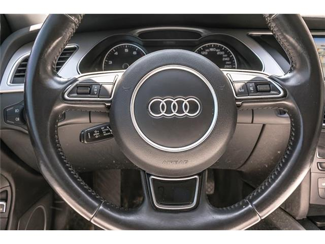 2016 Audi A4 2.0T Technik plus (Stk: U5584) in Mississauga - Image 20 of 22