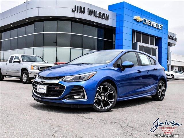 2019 Chevrolet Cruze LT (Stk: 2019234) in Orillia - Image 1 of 25