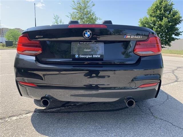 2018 BMW M240i xDrive (Stk: P1534) in Barrie - Image 5 of 21