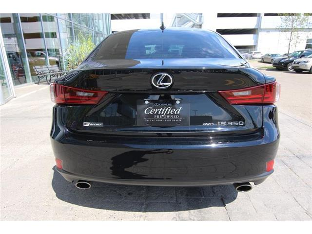 2016 Lexus IS 350 Base (Stk: 190130A) in Calgary - Image 4 of 15