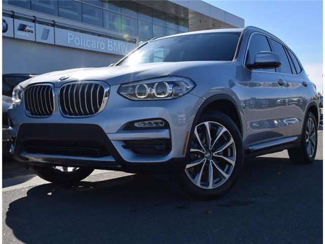2019 BMW X3 xDrive30i (Stk: 9R10410) in Brampton - Image 1 of 12