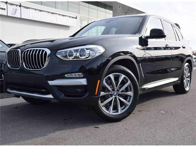 2019 BMW X3 xDrive30i (Stk: 9R10531) in Brampton - Image 1 of 12