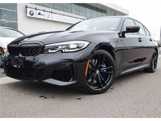 2020 BMW M340 i xDrive (Stk: 0F54505) in Brampton - Image 1 of 12
