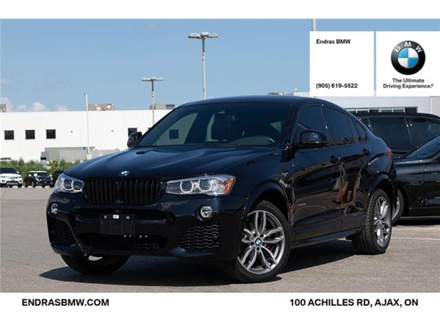 2018 BMW X4 xDrive28i (Stk: 41075A) in Ajax - Image 1 of 31