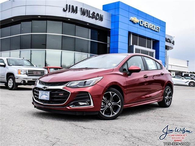 2019 Chevrolet Cruze LT (Stk: 2019217) in Orillia - Image 1 of 24