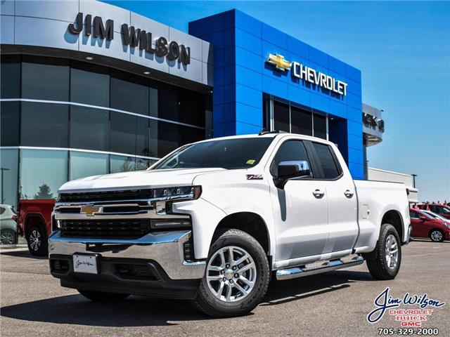 2019 Chevrolet Silverado 1500 LT (Stk: 2019699) in Orillia - Image 1 of 21
