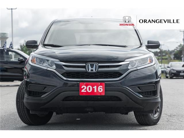 2016 Honda CR-V LX (Stk: F19213A) in Orangeville - Image 2 of 19