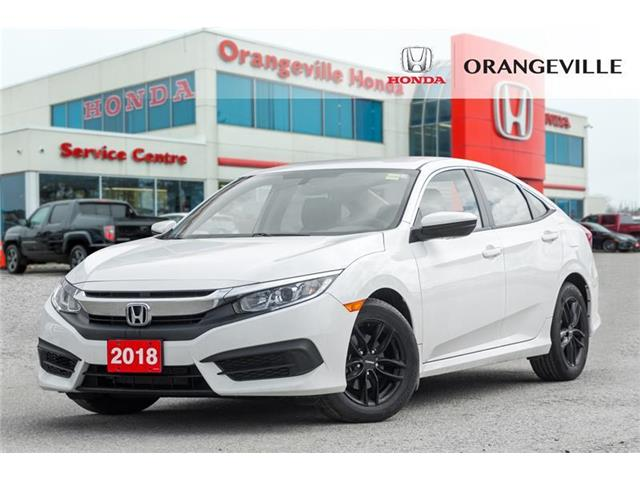 2018 Honda Civic LX (Stk: F19299A) in Orangeville - Image 1 of 19