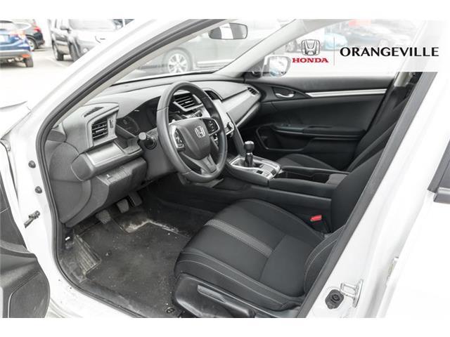 2018 Honda Civic LX (Stk: F19299A) in Orangeville - Image 10 of 19