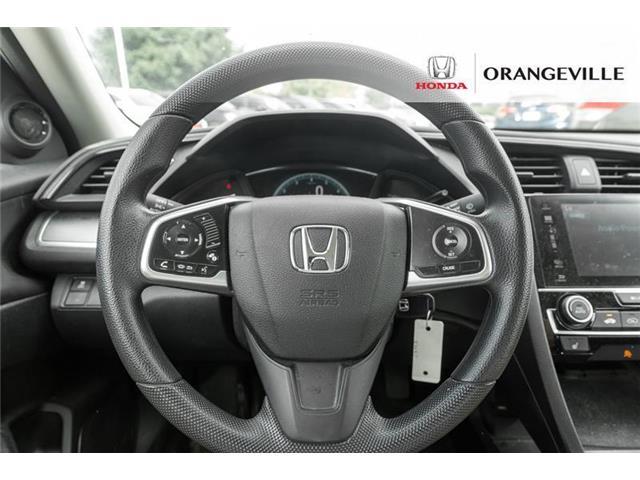 2018 Honda Civic LX (Stk: F19299A) in Orangeville - Image 11 of 19